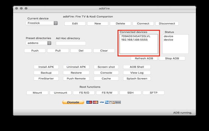 Push Zip Files to Kodi on FireStick with adbLink