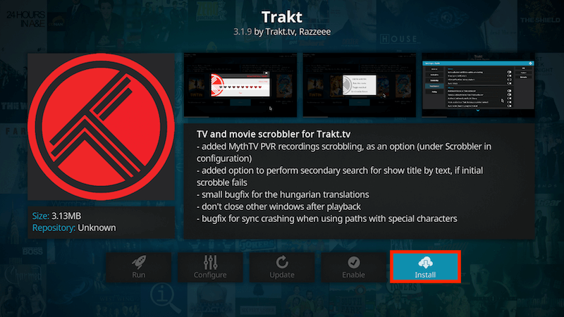 How to Install and Setup Trakt for Kodi Krypton Jarvis