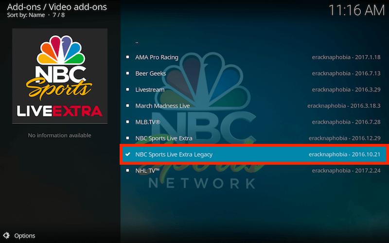 NBC Sports Live Soccer Schedule