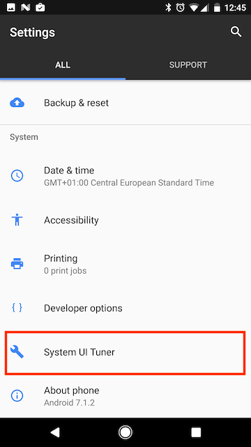 how to remove alarm icon from android status bar