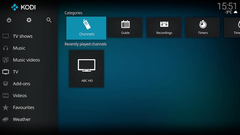How to Setup PVR IPTV Simple Client Kodi