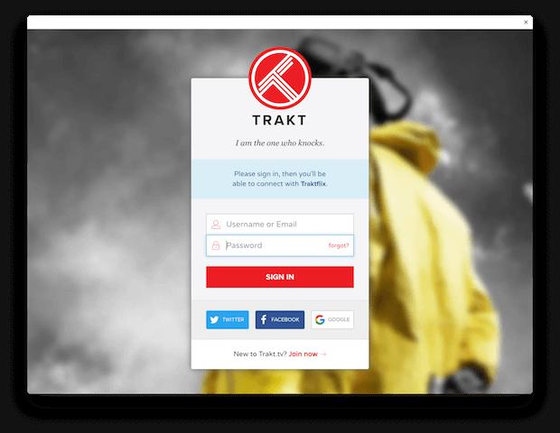 Traktflix - How to Sync Netflix to Trakt on Chrome