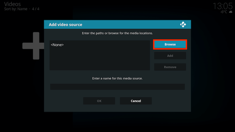 How to Use WD My Cloud as Media Server for Kodi Krypton 17